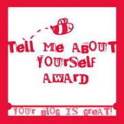 tell me about yourself award